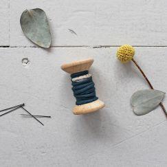 Atelier Brunette - Paspel - Moonstone Green