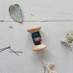 Atelier Brunette - Schrägband - Moonstone Green
