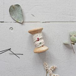 Atelier Brunette - Schrägband - Terrazzo Shell