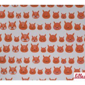 Lillestoff - Bio-Jersey - Hörnchen