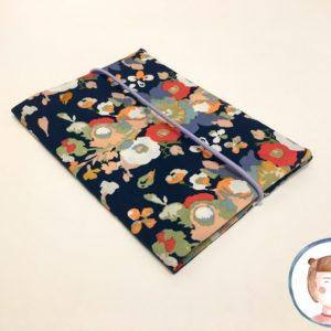 Mutterpasshülle - Blumenmeer - Mutterpass Hülle