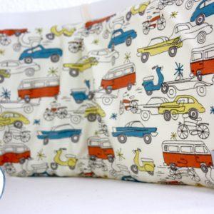"""Nestchen """"Cars"""" aus Biobaumwolle Babybay Babybett Nestchen LottiKlein"""