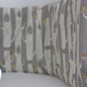 """Nestchen """"Tree Stripes"""" aus Biobaumwolle Babybay Babybett Nestchen LottiKlein"""