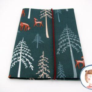 U-Heft Hülle - Bäume