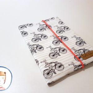 U-Heft Hülle - Fahrräder