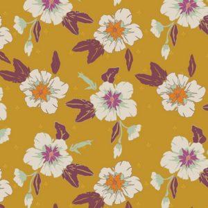 Art Gallery Fabrics - Autumn Vibes - Autumn Nectar Honey
