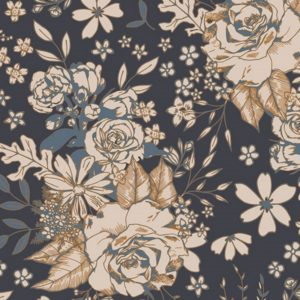 Art Gallery Fabrics - Fusion Trinket - Floral Universe Trinkets