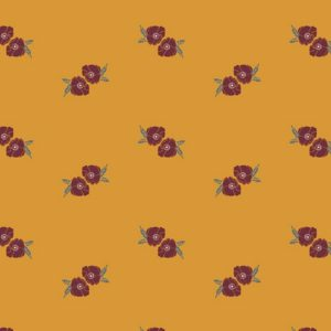 Art Gallery Fabrics - Fusion Trinket -Flower Stamp Trinkets