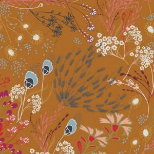 Art Gallery Fabrics - Trinkets Fusion - Meadow Trinkets