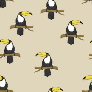 Bloome Copenhagen - Safari Collection - Mr Tucan
