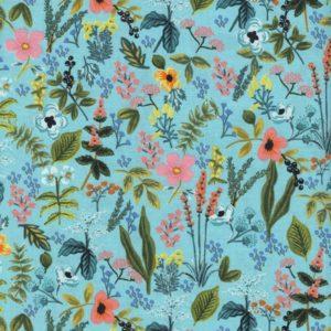 Cotton&Steel - Amalfi - Herb Garden mint
