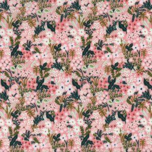 Cotton&Steel - English Garden - Meadow pink