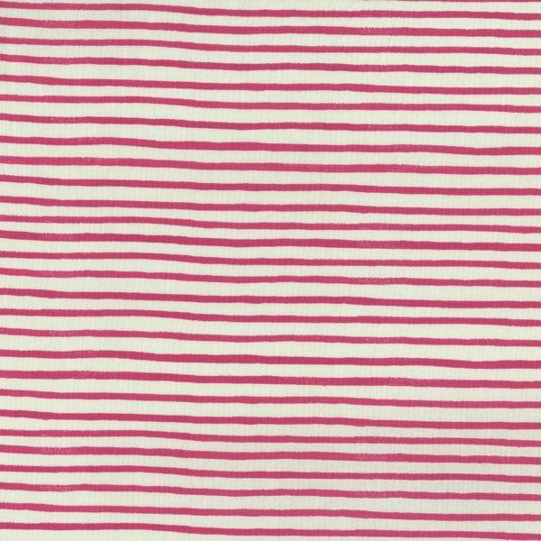 Cotton&Steel - English Garden - Stripes pink
