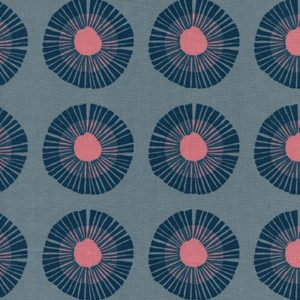 Cotton&Steel - Imagined Landscapes - Seaside Daisy Slate