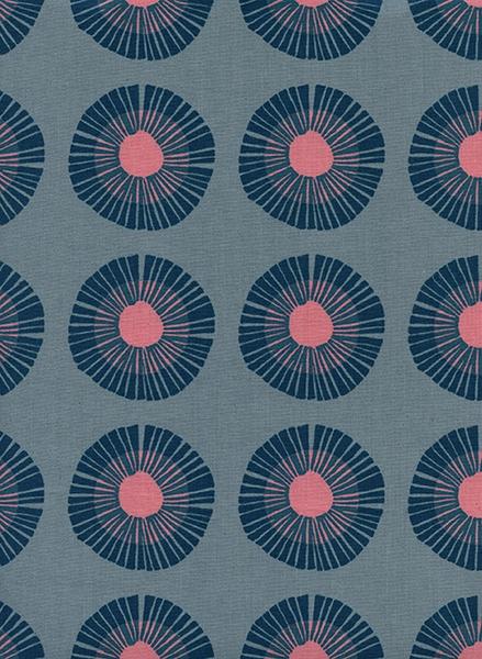 Cotton&Steel - Imagined Landscapes - Seaside Daisy Slate