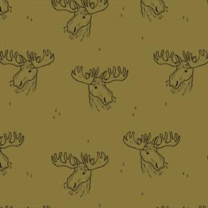 Bloome Copenhagen - Nordic Fall - Funky Moose Ochre