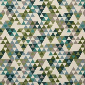 Swafing - Leona Wachs Dreiecke (grün)