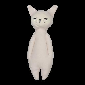 Fabelab - Soft Rattle (Bunny Mauve)