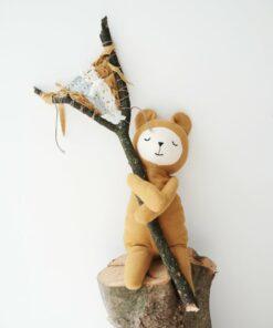 Fabelab - Buddy (bear ochre)