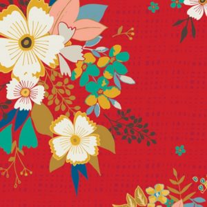Art Gallery Fabrics - Sun Kissed - Summerdress Dreams Flare RAYON