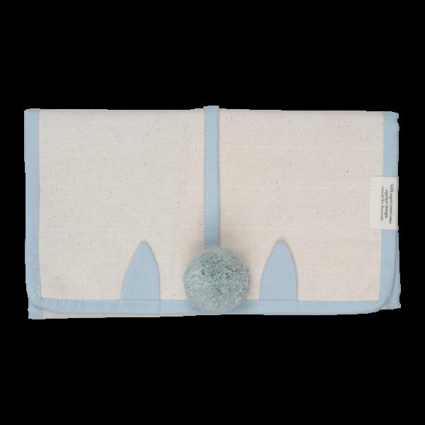 Fabelab - Roll up Pencil Case (Foggy Blue)