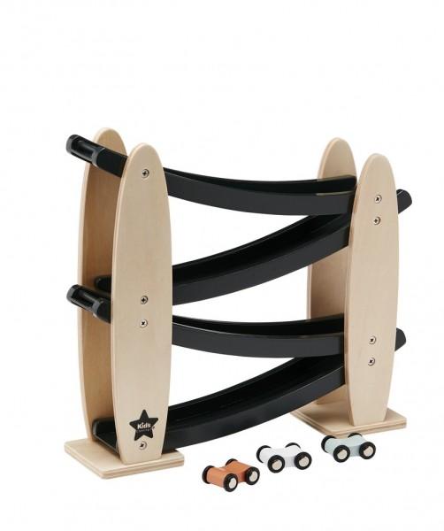 Kids Concept - Kugelbahn mit Auto