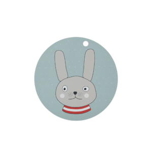 Oyoy - Tischset Rabbit