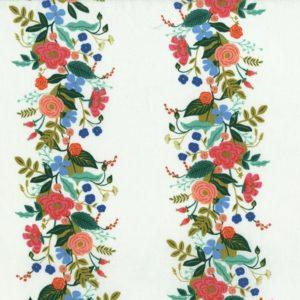 Cotton&Steel - English Garden - Floral Vines cream
