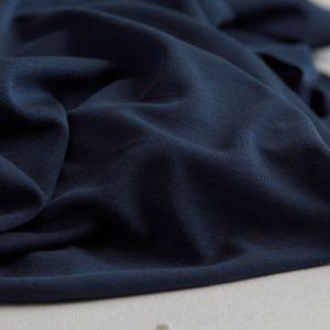 Meet Milk - Modal Double Knit - Navy