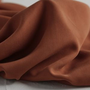 Meet Milk - Tencel Twill Medium - Rust