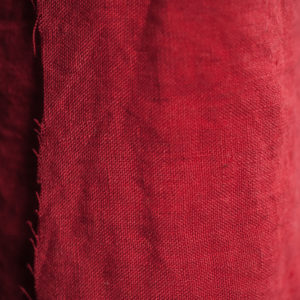 Merchant and Mills - Demon Scarlet EU Linen