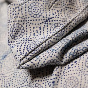 Merchant and Mills - Indigo Daisy Indian Cotton