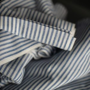 Merchant and Mills - Sandy Stripe Indian Cotton