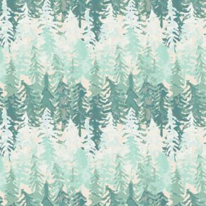 Art Gallery Fabrics - Lambkin - Valley View Echo