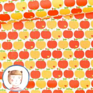 byGraziela - Wachsstoff ByGraziela Äpfel