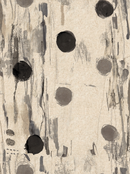 Cotton&Steel - Once upon a time - Flower Rain Neutral CANVAS