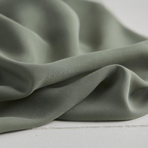 Meet Milk - Tencel Twill Medium Moss