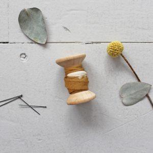 Atelier Brunette - Paspel Moonstone Ochre