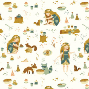 Birch Fabrics - Teagan White - Field Party