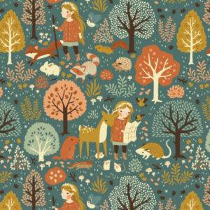 Birch Fabrics - Teagan White - Nature Hike