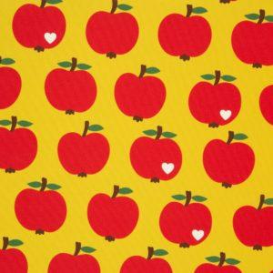 byGraziela - Wasserabweisender Canvas Äpfel (gelb)