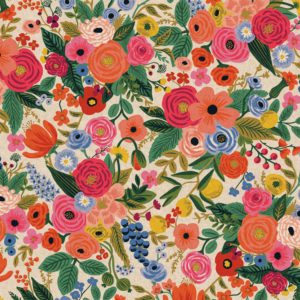 Cotton&Steel - Wildwood - Garden Party Pink (Canvas)