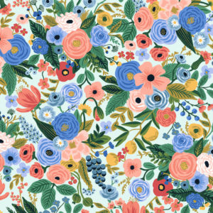 Cotton&Steel - Wildwood - Petite Garden Party Blue