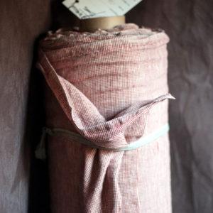 Merchant and Mills - Frontier Red EU Linen/Cotton Mix