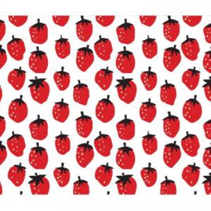 Lillestoff - Lief Strawberry Jersey