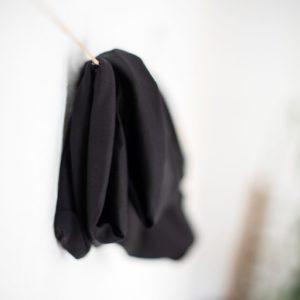 Meet Milk - Tencel Stretch Jersey - black