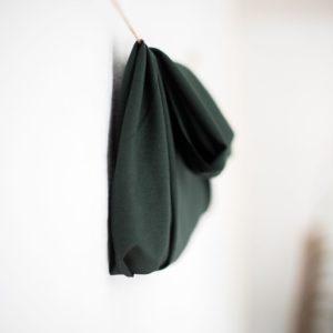 Meet Milk - Tencel Stretch Jersey - deep green