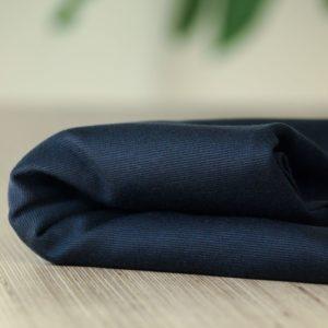 Meet Milk - Tencel Textured Ponte - Blueberry