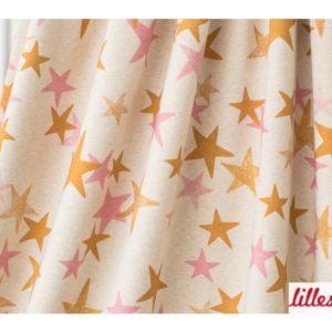 Lillestoff - When It's Dark Look For Stars - senfpink Jersey