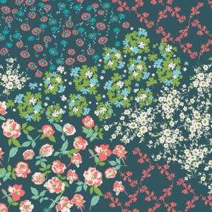 Art Gallery Fabrics - Everlasting - Flower Keeper